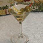 The Classic Martini Cocktail