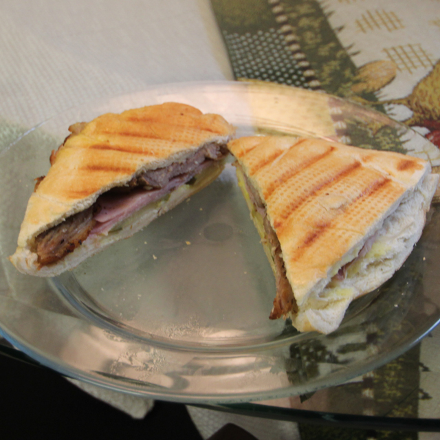 South Beach Cubano Cuban Sandwich Recipe