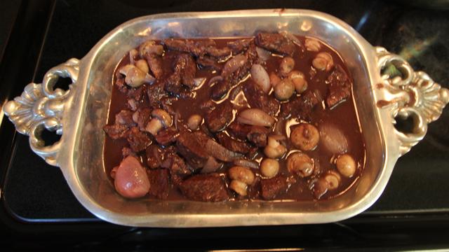 French Beef Bourguignon Recipe
