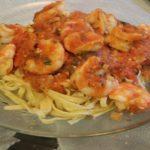 Shrimp Diablo Italian Recipe On Linguini