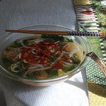 Vietnam Pho Soup Siagon Recipe (Phở Bò)